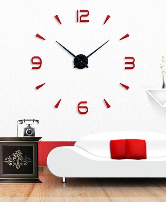 Shoop Acrylic Wall Clock III