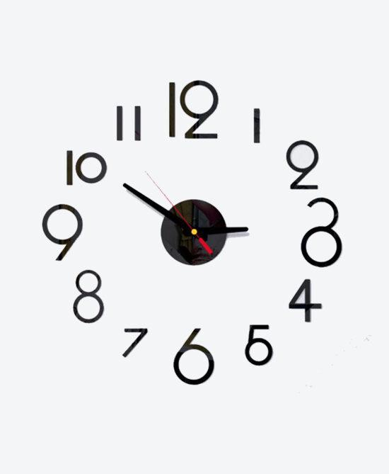 Shoop Acrylic Wall Clock XI