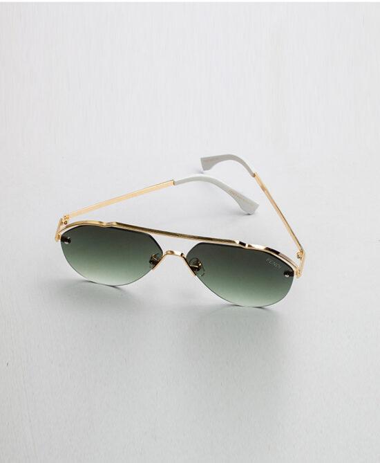 Shoop Fendi Light Green Tinted Sunglasses