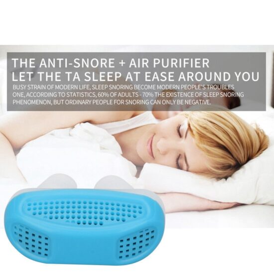 The Anti Snore +Air Purifier