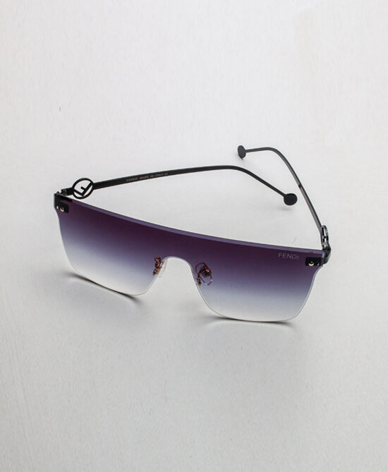 Shoop Fendi Light Purple Tinted Sunglasses