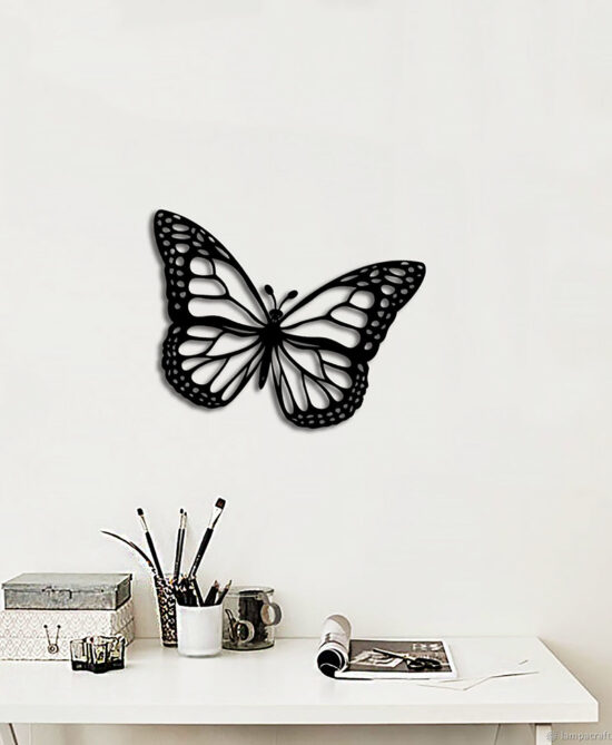 Acrylic Butterfly Wall Art Decoration